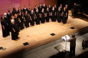 ASTER Women's Chamber Choir · Singing Beautiful Music Together!